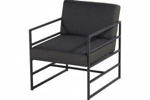 Bilde av Amsterdam Lounge Chair, Sunbrella Dark Grey-QDF