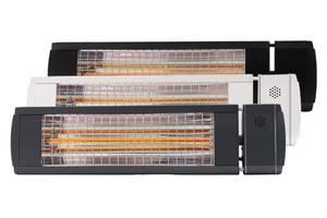 Bilde av NYHET! Provida ULTRON 2000W Terrassevarmer – Sort